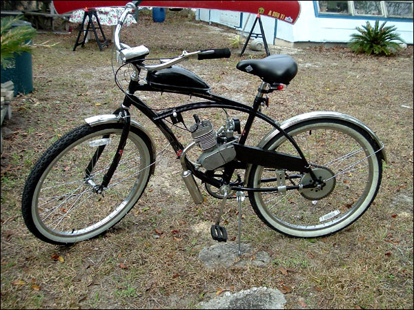 Re Wizard Bike Conversion By Kevcmc Moped Army