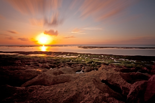 Sanur-Beach-Sunrise